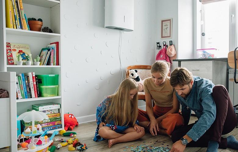 Брізер airnanny для для дитячої кімнати
