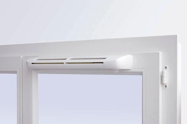 Клапан віконний Aereco - провітрювач