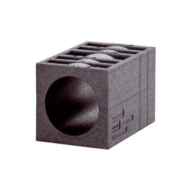 Изолированный блок для каменной кладки PP 45 MB для Maico
