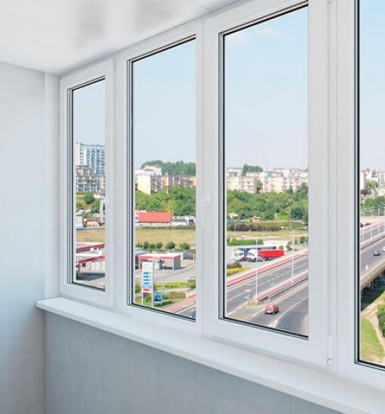 Приточная вентиляция в комнате через лоджию (балкон)