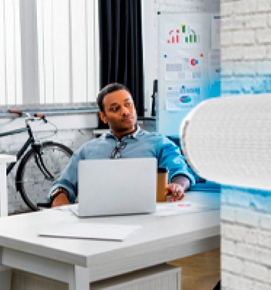 Вентиляция небольших офисных помещений с рекуператором «Прана»